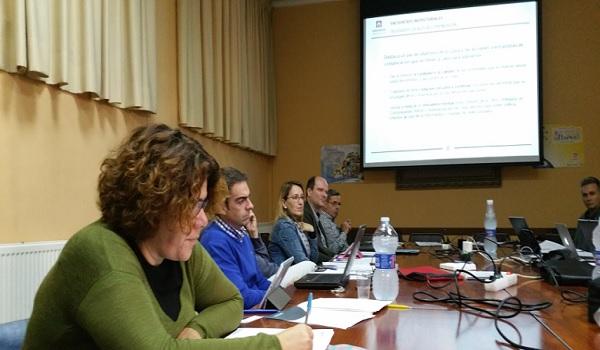 Reunión de los delegados locales de Comunicación Social y colaboradores