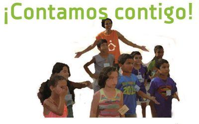 I Jornada de voluntariado FISAT ¡Contamos contigo!