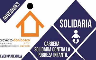 La media maratón de Alcoy colaborará con el PAE Don Bosco