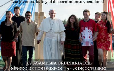 Empieza el Sínodo de los Obispos con los Jóvenes