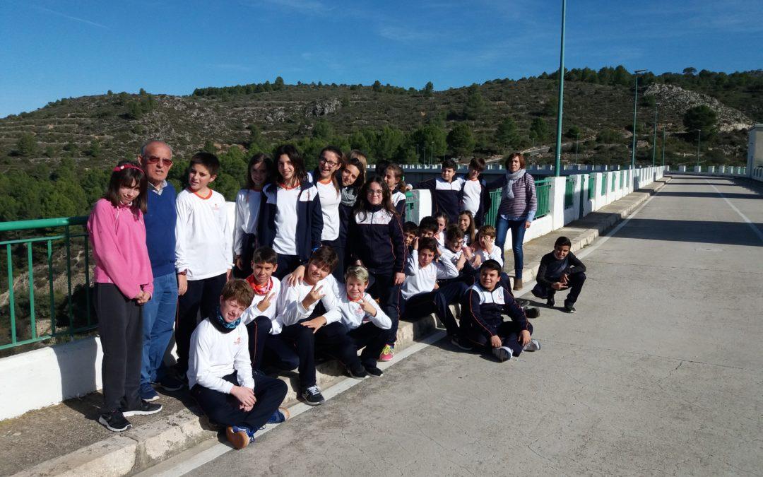 Els alumnes de 1r d´ESO visiten Beniarrés