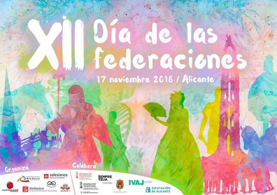 XII Día de las Federaciones de Centros Juveniles