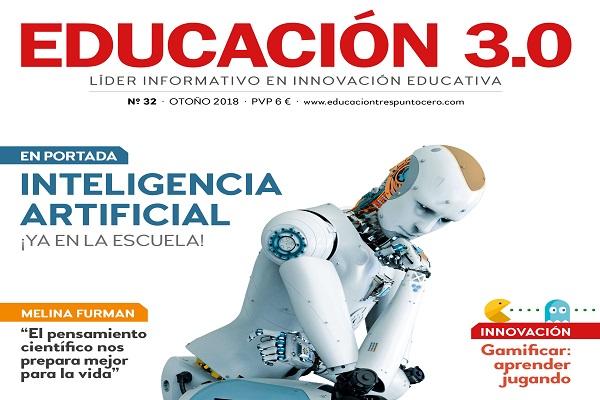 La revista Educación 3.0 destaca la labor del Colegio Salesiano Juan XXIII de Alcoy