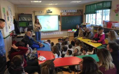 Día de «fiestas» de aprendizaje