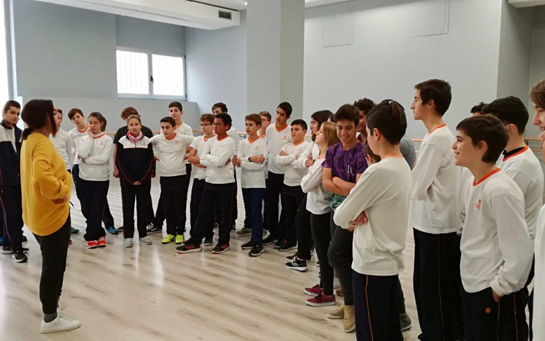 Jornadas de nutrición y deporte para los alumnos de ESO