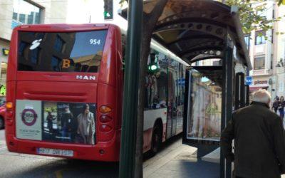 Bus gratuito en Alcoy