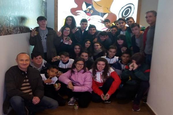 Els alumnes de 3er d'ESO visiten «El Serpis»