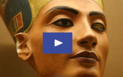 """Entrevista a Jesús Cañadas, autor de """"El Ojo de Nefertiti"""""""