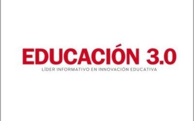 Nueva entrega de la revista «Educación 3.0»