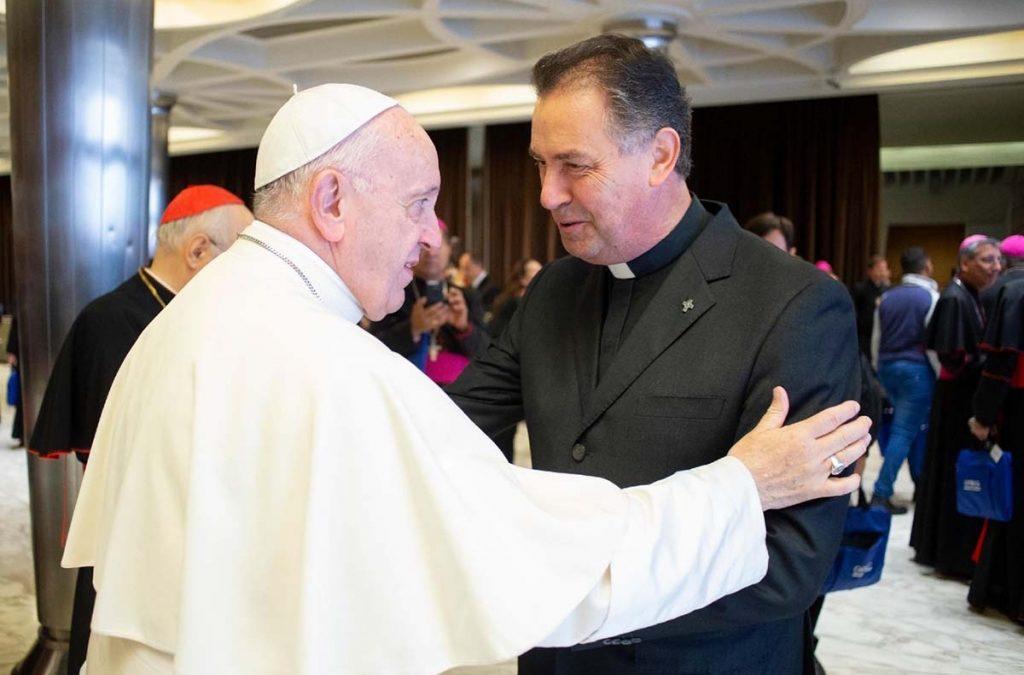 """Papa Francisco: """"¿Qué salesianos para los jóvenes de hoy?"""