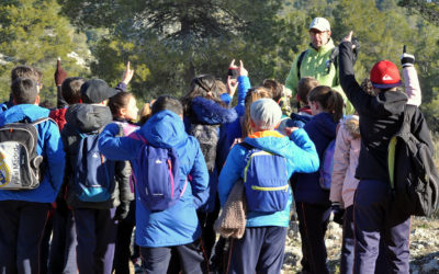 5º de Primaria visita el proyecto Canyet