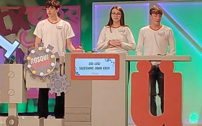 "Els alumnes de 3r d'ESO participen al ""Rosquilletres"" d´À Punt"
