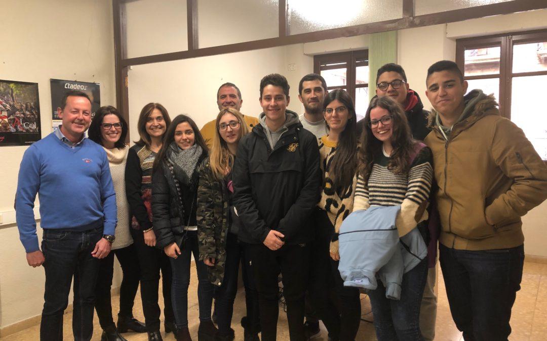 Los alumnos de 2º de Actividades Comerciales visitan la OMIC