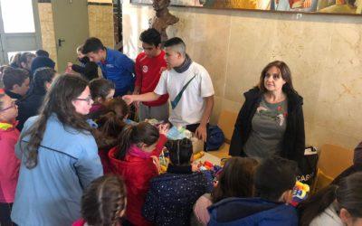 10º Mercadillo Solidario en la Fiesta de Don Bosco