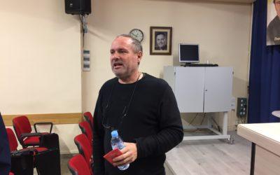 Charla de Antonio González de Radioaficionados Sin Fronteras