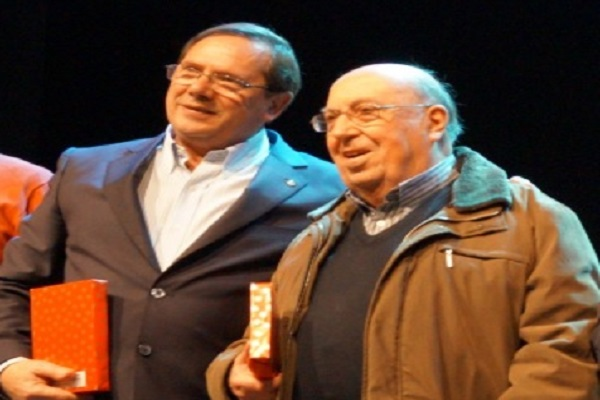 D. Rigoberto Peidro, 60 años de sacerdocio