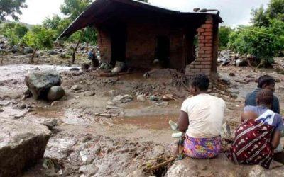 """Los Salesianos con las víctimas del ciclón """"Idai"""" en Mozambique"""