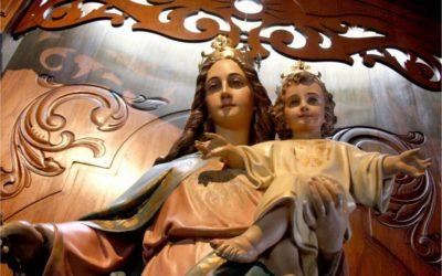 Hoy es 24, recordamos a María Auxiliadora