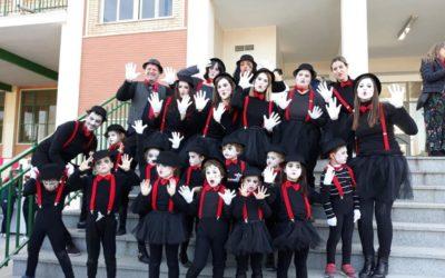 Carnaval en Salesianos Juan 23