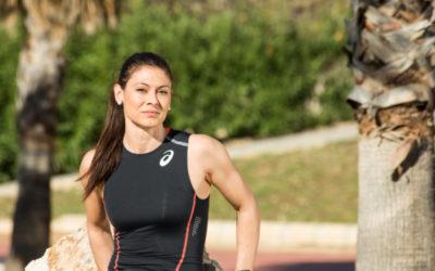 La atleta Concha Montaner anima a la participación en el 2º Cross Salesianos Alcoy
