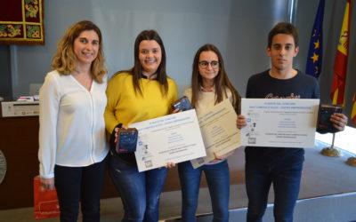 La UPV premia a nuestros alumnos de Gestión Administrativa