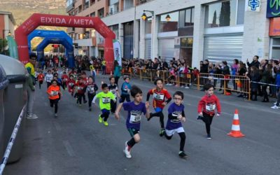 """Gran éxito del 2º Cross nocturno y solidario Salesianos """"Ciutat d´Alcoi"""""""