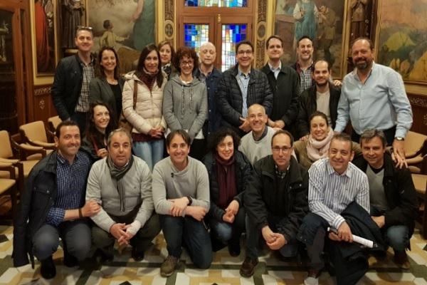 Encuentro inspectorial de escuelas en Barcelona