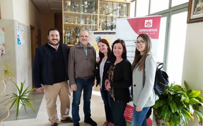 Professores d'Oulu (Finlàndia) visiten l'escola professional