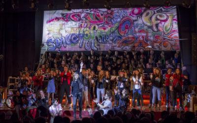 "Salesianos San Juan Bosco de Valencia presenta ""Godspell"""