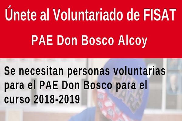¿Quieres ser voluntario/a?