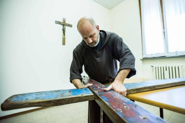 La cruz de Lampedusa llega a Alcoy