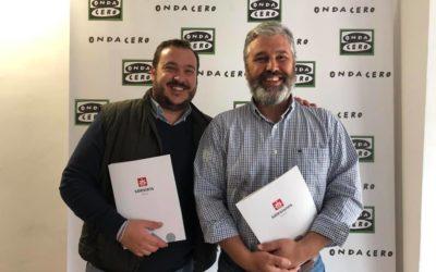 Jordi Pastor y Gabi Jordá presentan la oferta de FP en Onda Cero Alcoy
