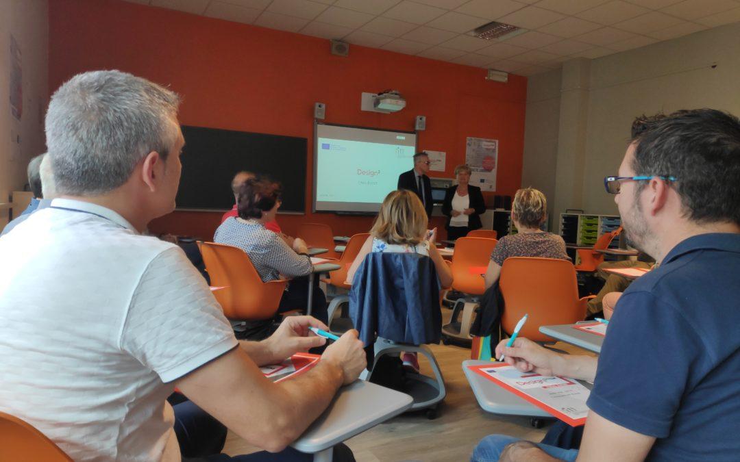 Jornada de trabajo Erasmus+ en Trento