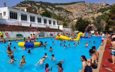 Las piscinas municipales, buena alternativa al calor