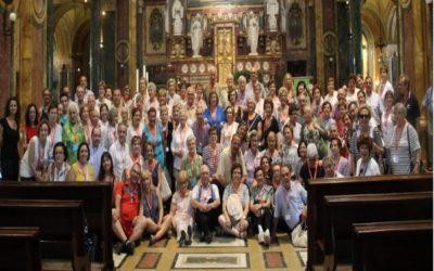 Las ADMA de España peregrinan a Turín por sus 150 años