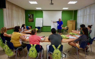 Cursos de directores de actividades de TL y de Itinerarios en la fe