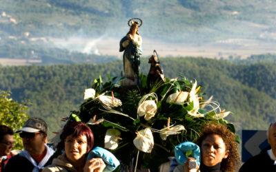 Mañana, recordaremos a la Virgen de los Lirios
