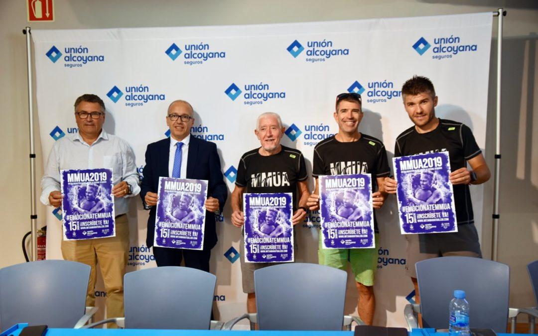 Presentación de la Media Maratón de Alcoy 2019