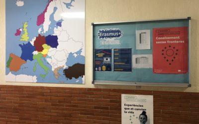Ven y conoce el «Erasmus corner»