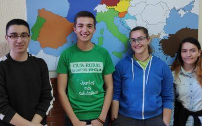 """Seleccionados los 4 alumnos que viajarán a """"competir"""" a Portugal"""