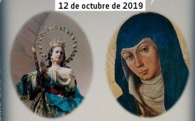 La Verge del Lliris visitará a la Mareta el 12 de octubre