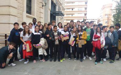 Els alumnes de 2on ESO assistixen a una conferència de Marc Masip