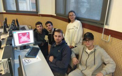 Los alumnos de 2º de FPB de servicios comerciales visitan la UPV