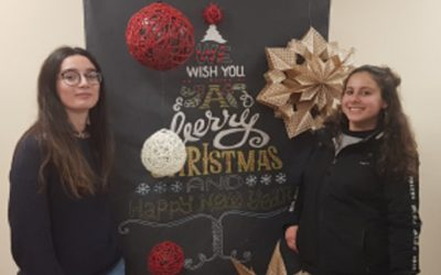 Talleres y concurso de escaparatismo navideño 2019