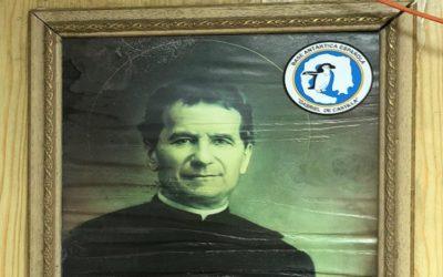 ¿Don Bosco en la Antártida?