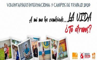 Campos de Trabajo y Voluntariado Internacional Bosco Global