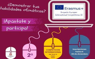 Primeras pruebas para participar en el proyecto Eramus+ ICT 2 en Slovenia