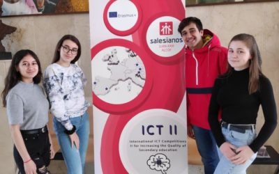 Ya tenemos representantes para el proyecto Erasmus+ ICT2 de Eslovenia