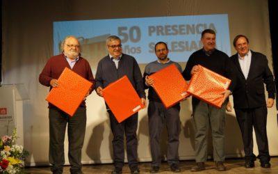 Celebrada en Málaga la fiesta de la comunidad inspectorial