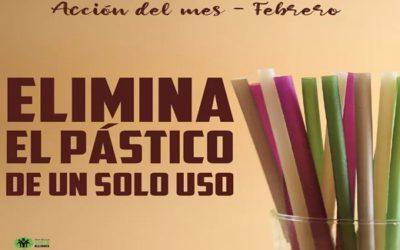 Eliminar plásticos de un solo uso